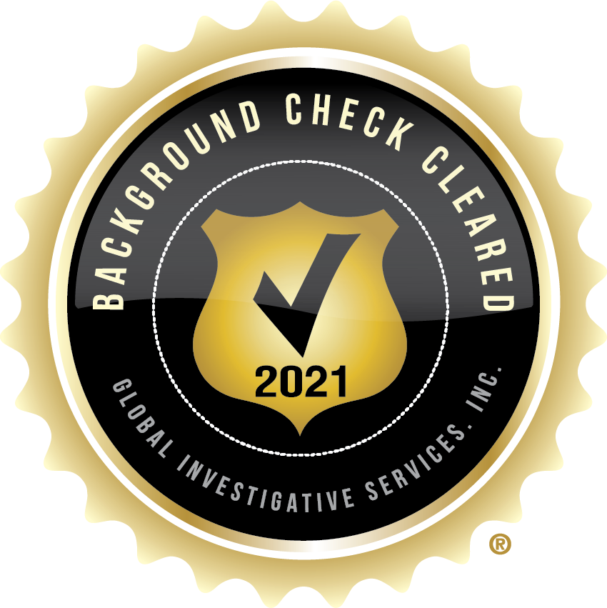 Background Check Cleared 2021
